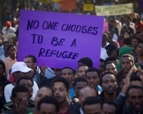Latent Recognition: African Refugees in Israel