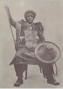 Ethiopian Minister of War Habte-Giyorgis Dinagde of Gurage and Oromo parentage