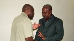 """""""Mahama-OO!"""" President John Mahama'sWoes"""