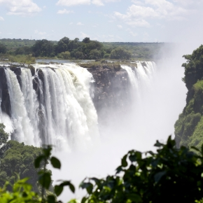 Victoria Falls: A Natural Wonder of the World